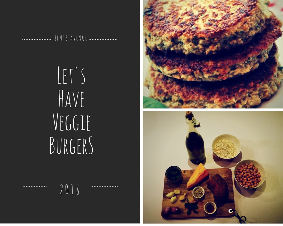 Let's Have Veggie Burger